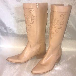 Matisse Women's Tan Riding Boots